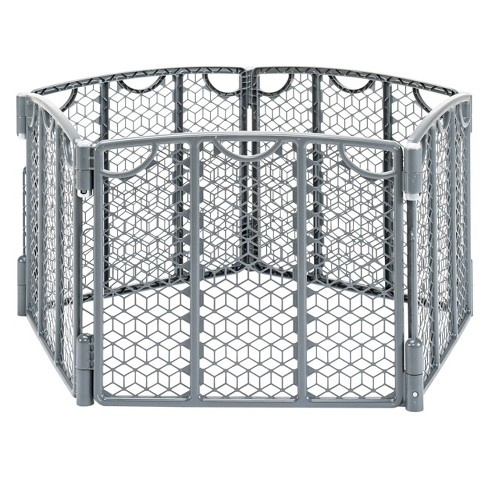 Evenflo Versatile Playards Space - Cool Gray - image 1 of 4