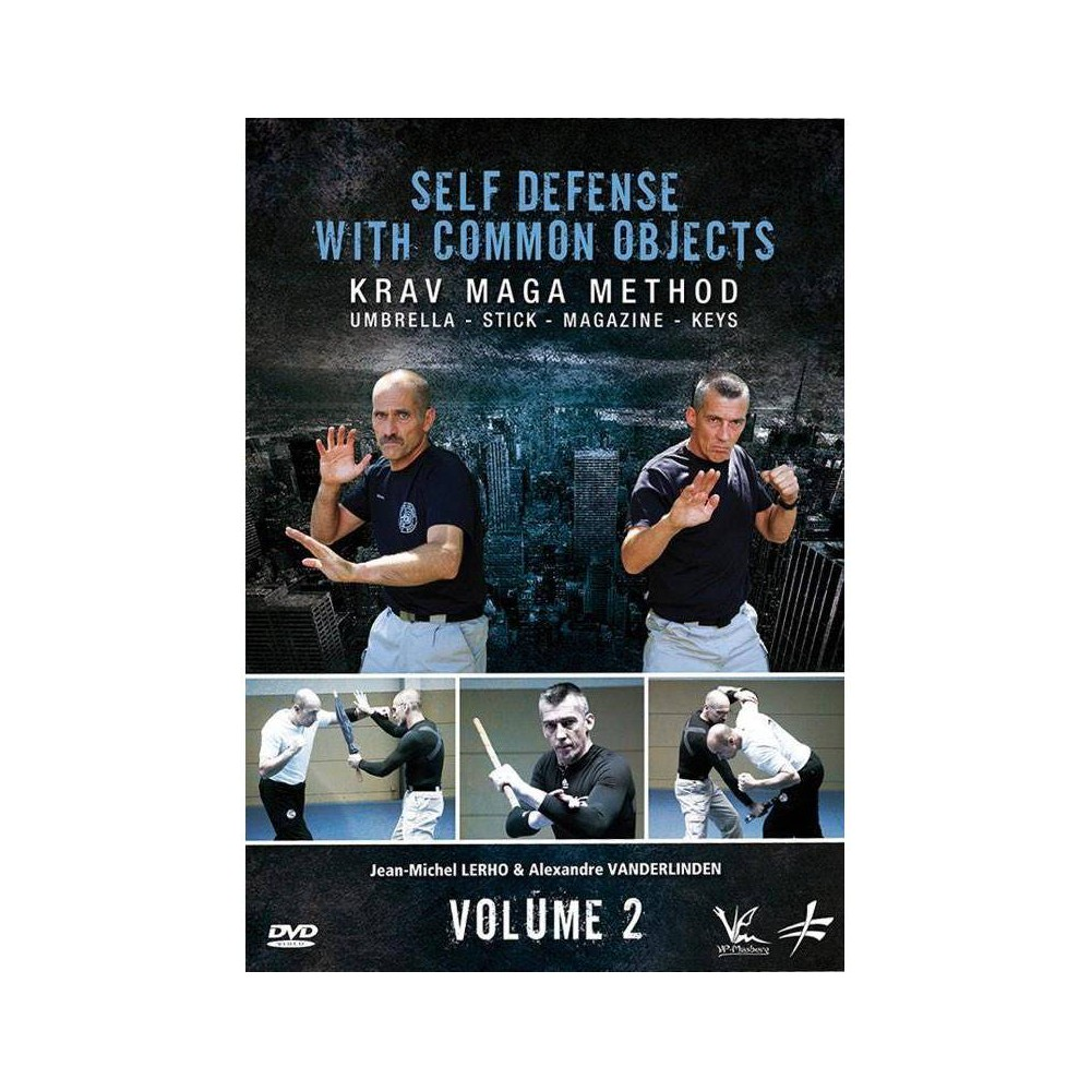 Self Defense with Common Objects Krav Maga Method Volume 2 (DVD) Promos
