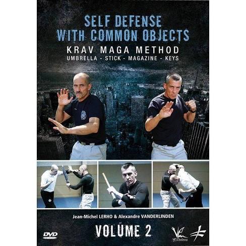 Self Defense with Common Objects Krav Maga Method Volume 2 (DVD) - image 1 of 1