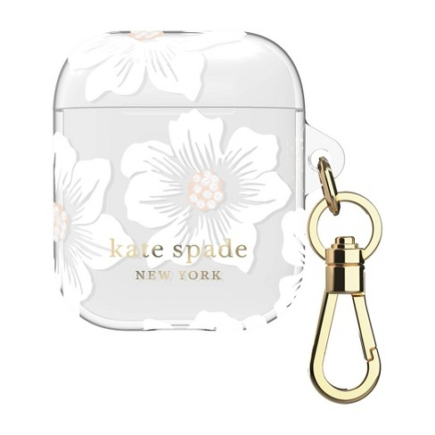 Kate Spade New York AirPods Case - Hollyhock Cream - image 1 of 4