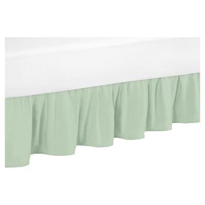 Mint Bed Skirt - Sweet Jojo Designs®