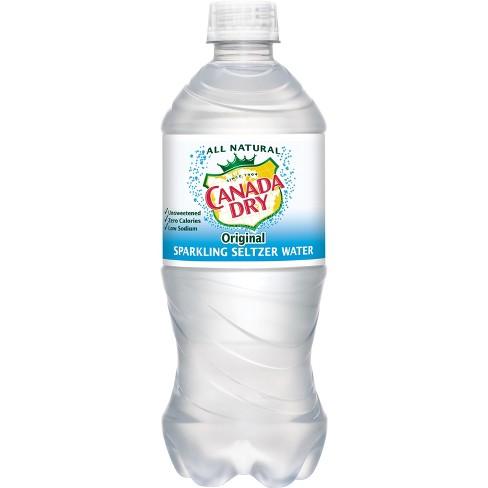 Canada Dry Seltzer - 20 fl oz Bottle - image 1 of 1