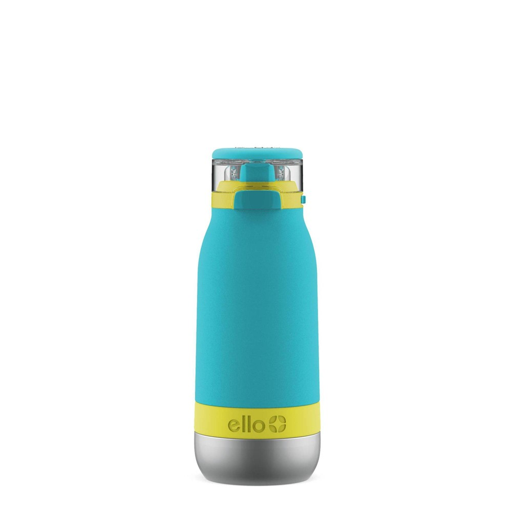 Image of 14oz Stainless Steel Emma Water Bottle Light Blue - Ello