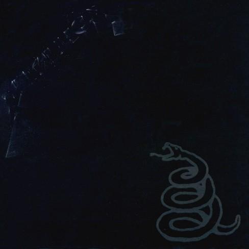 Metallica - Metallica (Vinyl) - image 1 of 1