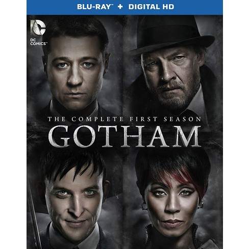 Gotham: The Complete First Series [Includes Digital Copy] [UltraViolet] [Blu-ray] - image 1 of 1