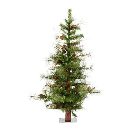 4ft Unlit Ashland Artificial Christmas Tree Slim Ashland - image 1 of 2
