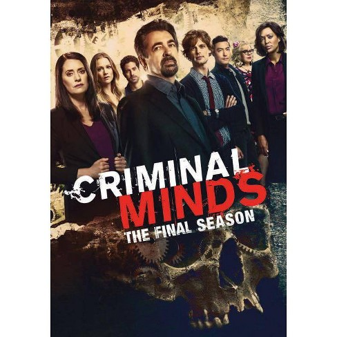 Criminal Minds: The Final Season (DVD) - image 1 of 1