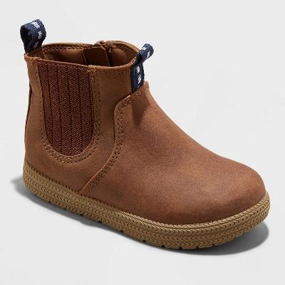 Toddler Pull-On Esteban Chukka Boots - Cat & Jack™ Brown