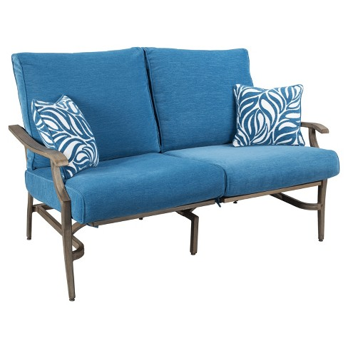 Partanna Motion Loveseat 2pc -   - Outdoor by Ashley - image 1 of 2