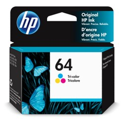 HP 64 Ink Cartridge Series