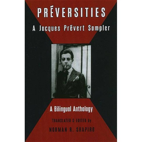 Preversities - (Black Widow Press Translations) by  Jacques Prevert (Paperback) - image 1 of 1