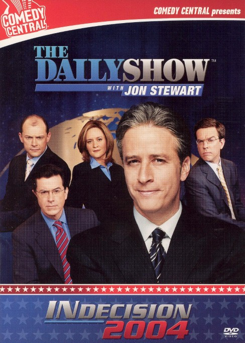 Daily show:Indecision 2004 (DVD) - image 1 of 1
