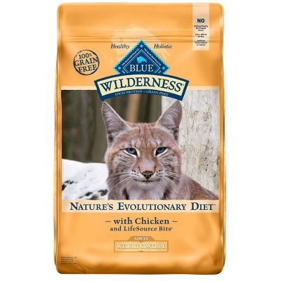 Cat Food: Blue Buffalo Wilderness Weight Control