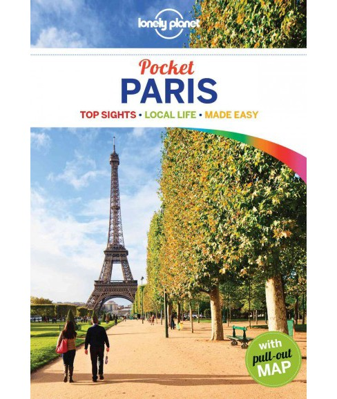 Lonely Planet Pocket Paris (Paperback) (Catherine Le Nevez) - image 1 of 1