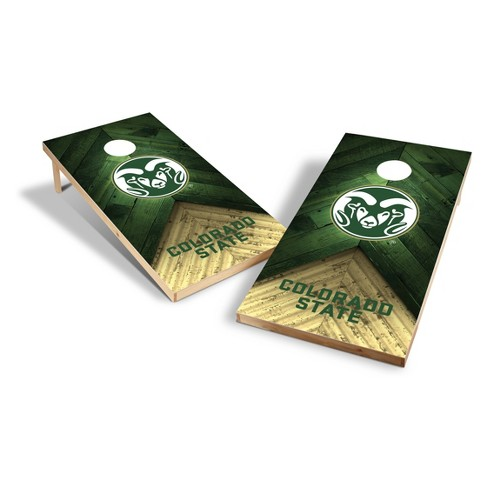 NCAA Colorado State Rams 2x4ft Tailgate Toss Cornhole Game - image 1 of 1