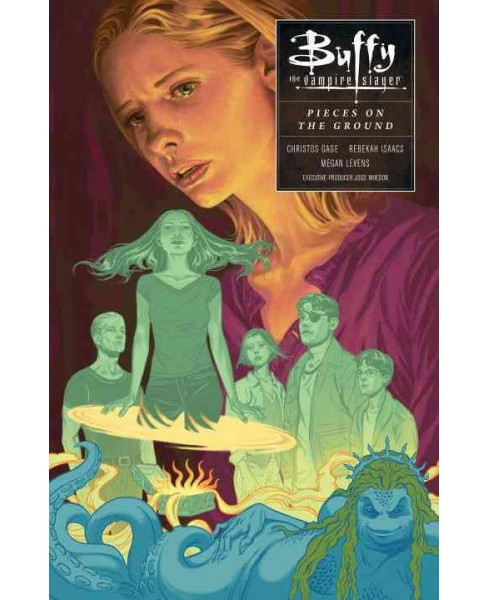 Buffy the Vampire Slayer, Season 10 : In Pieces on the Ground (Paperback) (Joss Whedon) - image 1 of 1
