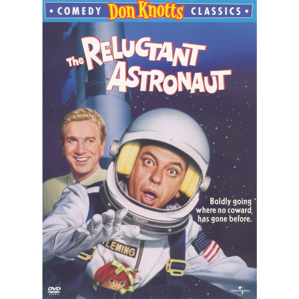 Reluctant Astronaut (Dvd)