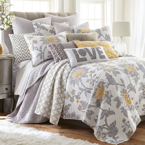 Reverie Quilt And Pillow Sham Set Levtex Home Target