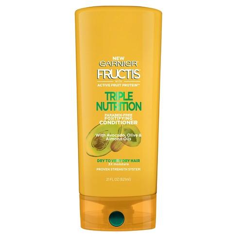 Garnier Fructis Triple Nutrition Conditioner - 21 fl oz - image 1 of 3