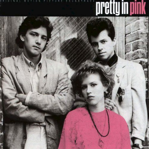 Various - Pretty In Pink (OST) (Vinyl) - image 1 of 1