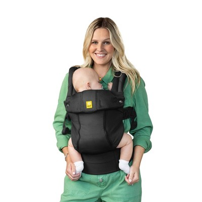 LILLEbaby Complete All Season Baby Carrier - Black