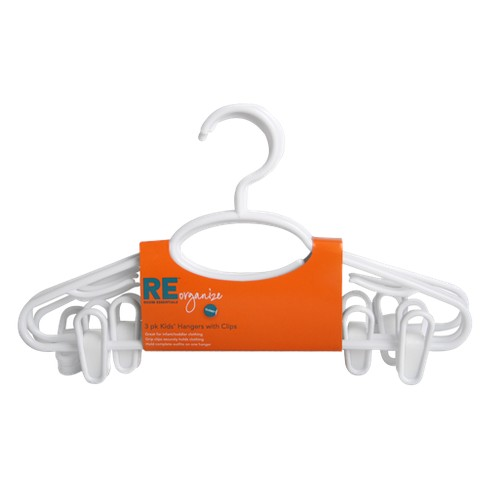 Soft Touch Skirt Hangers with Clips 2-pk. - Room Essentials™ - image 1 of 1