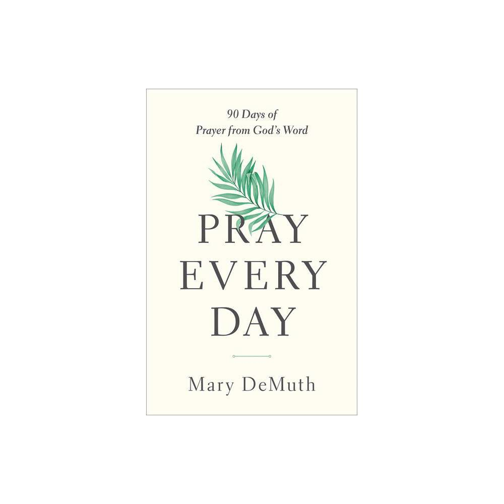 Pray Every Day By Mary E Demuth Paperback