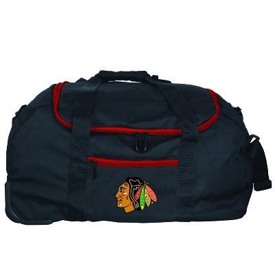 """Mojo NHL 21"""" 2-Wheel Wheeled Duffel Bags"""