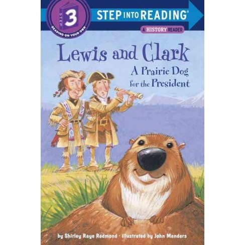 Lewis and Clark - (Step Into Reading) by  Shirley Raye Redmond (Paperback) - image 1 of 1