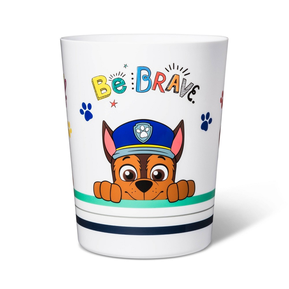 Image of PAW Patrol Pups Dream Big Bathroom Trash Bin