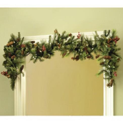 Tree Keeper Adjustable Christmas Garland Hanger For Single Door Frames No Mess To Frames