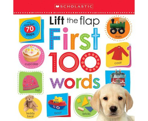 First 100 Words (Hardcover) - image 1 of 1