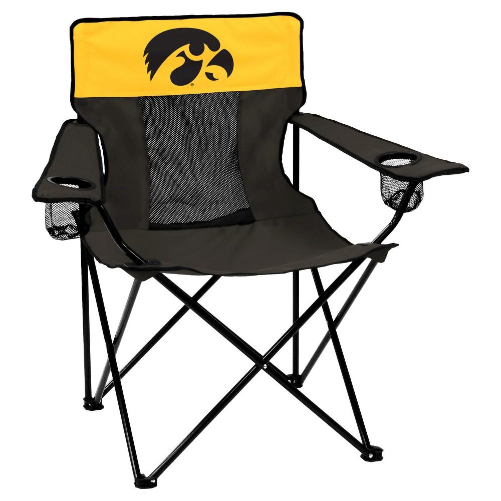 Iowa Hawkeyes Elite Folding Camp Chair