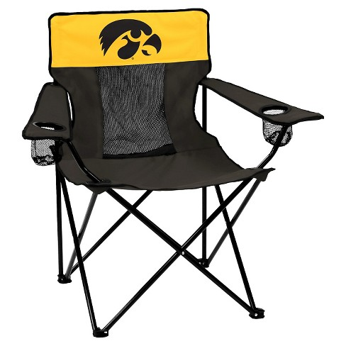 Prime Iowa Hawkeyes Elite Folding Camp Chair Beatyapartments Chair Design Images Beatyapartmentscom