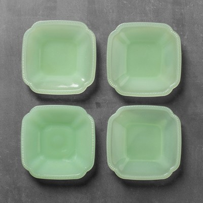 Appetizer Plate Set of 4 - Green - Hearth & Hand™ with Magnolia