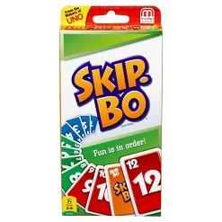 Skip-Bo Card Game, card games