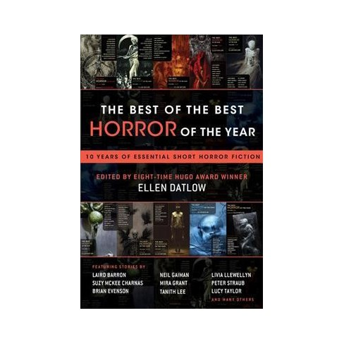 Best Of The Best Horror Of The Year 10 Years Of Target
