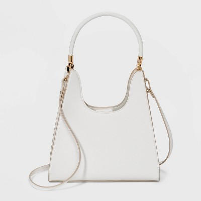 Trapezoid Mini Satchel Handbag - A New Day™