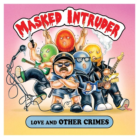 Masked intruder - Love and other crimes (CD) - image 1 of 1