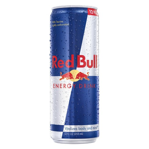 Red Bull® Energy Drink - Energy Drink - 12 fl oz Can - image 1 of 2