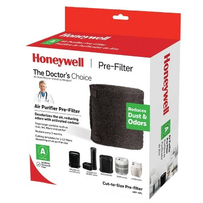 Honeywell Odor Reducing Replacement Pre-Filter