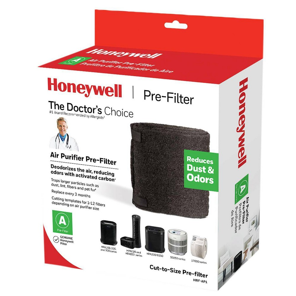 Honeywell Odor Reducing Replacement Pre Filter