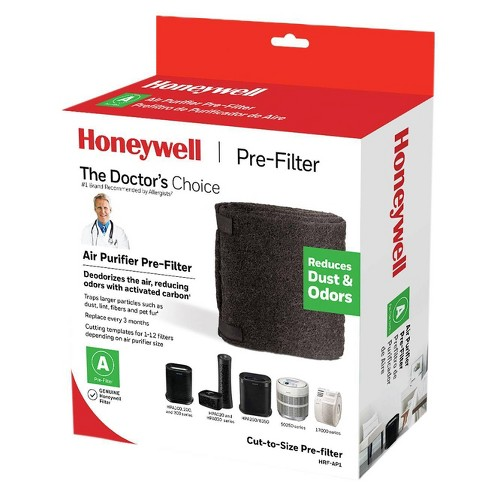 Honeywell Odor Reducing Replacement Pre-Filter - image 1 of 3