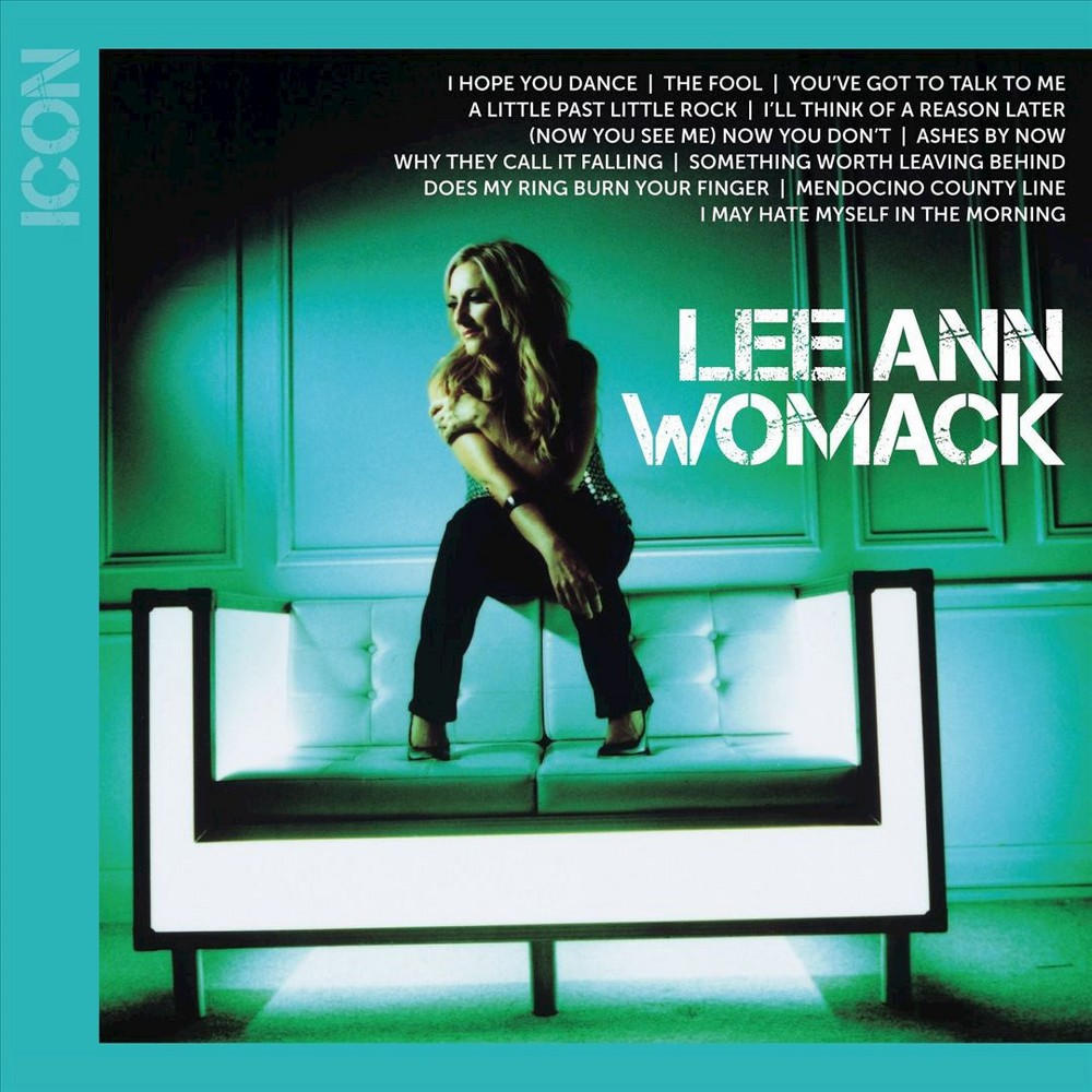 Anderson Lee Ann Womack - Icon (CD)