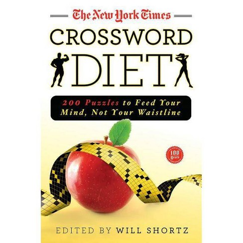 The New York Times Crossword Diet - (Paperback) - image 1 of 1