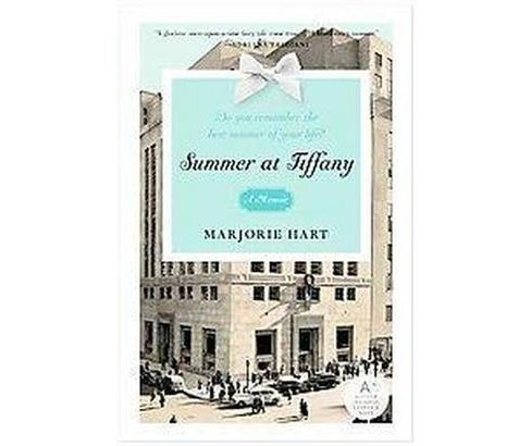 Summer at Tiffany (Paperback) by Marjorie Hart - image 1 of 1