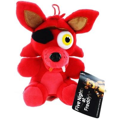 "Chucks Toys Five Nights At Freddy's 6.5"" Plush: Foxy"