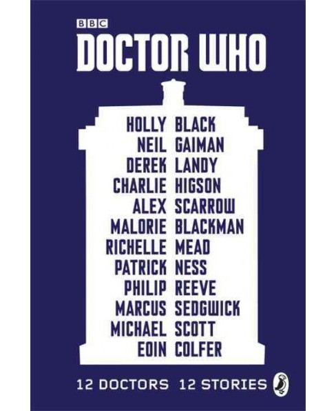 Doctor Who : 12 Doctors, 12 Stories (Paperback) - image 1 of 1