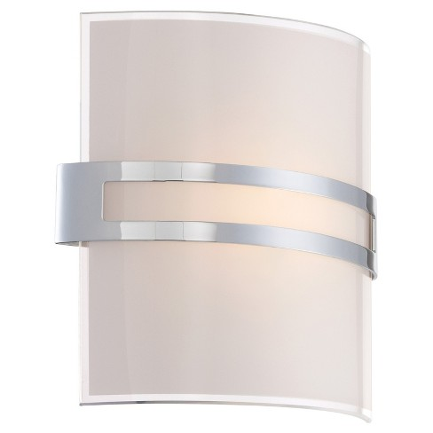 Galena Sconce - Chrome - Lite Source - image 1 of 2