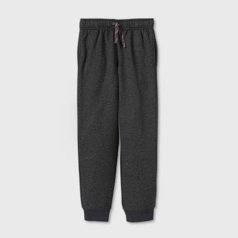 Boys' Fleece Jogger Sweatpants - Cat & Jack™ - image 1 of 4